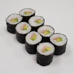 Maki Filet-mignon / Avocat (x8)