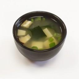 Soupe miso complète