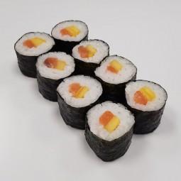 Maki Saumon / Mangue (x8)